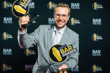 Dirk Hany Sieger Swiss Bar Awards