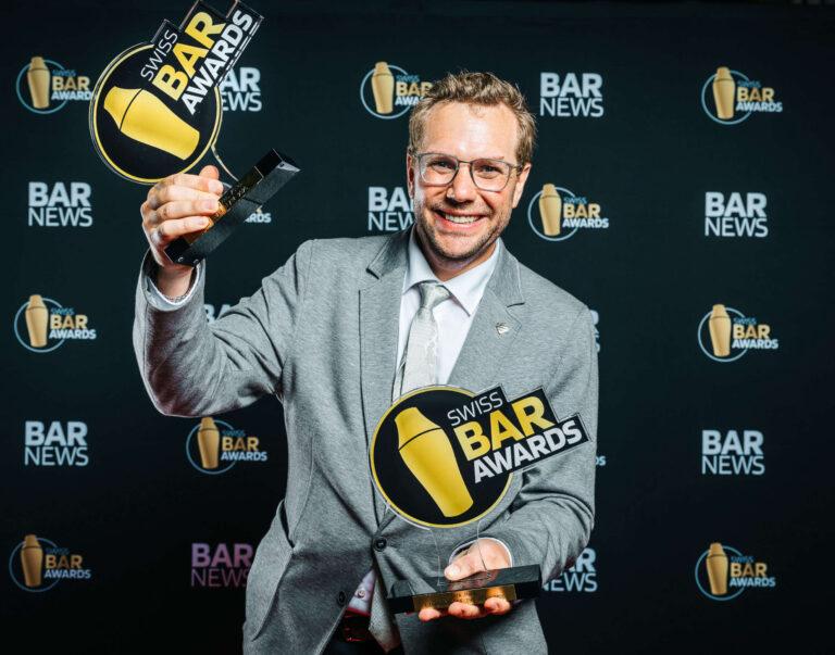 Dirk Hany Sieger Swiss Bar Awards