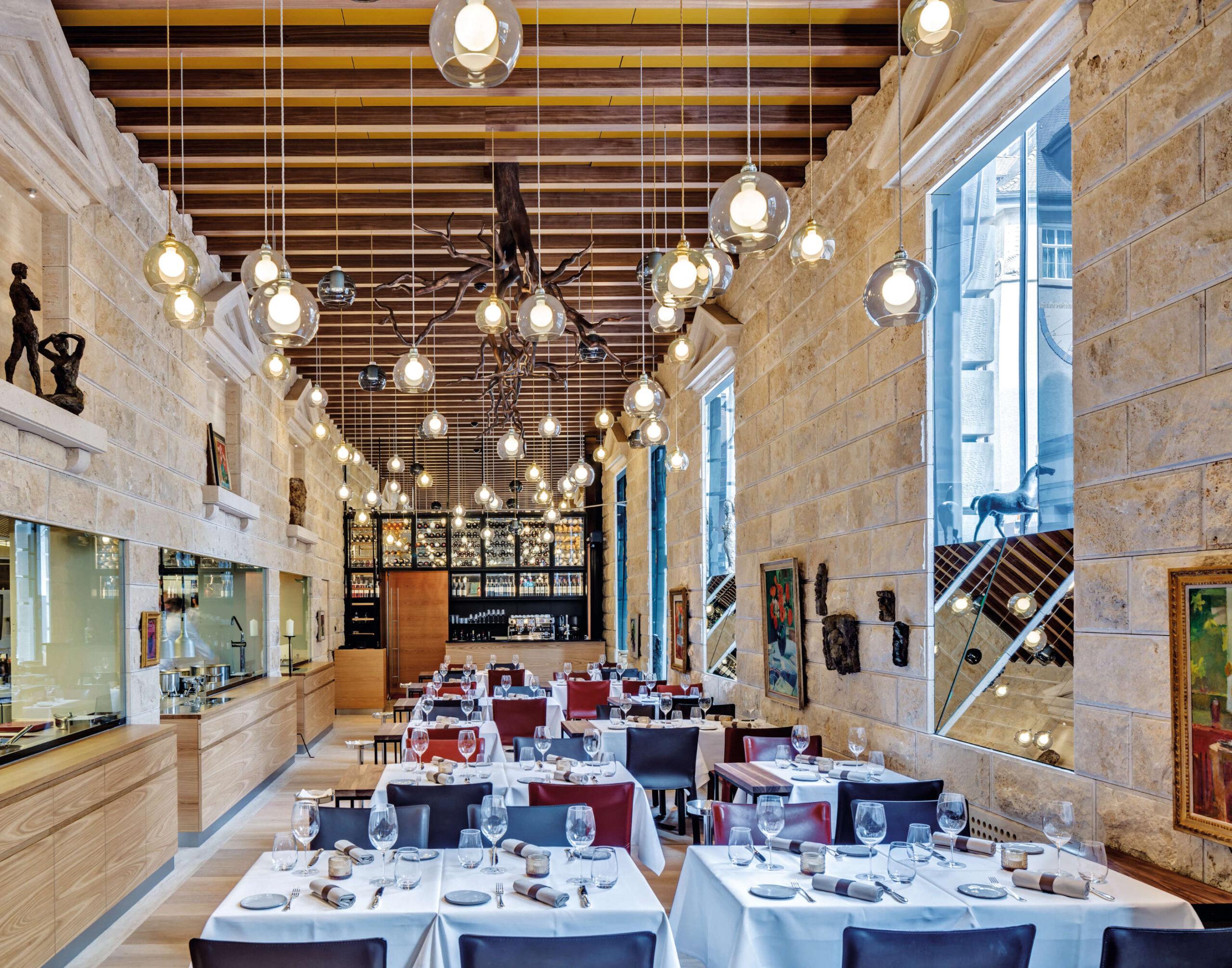 Restaurant Ornellaia Zürich