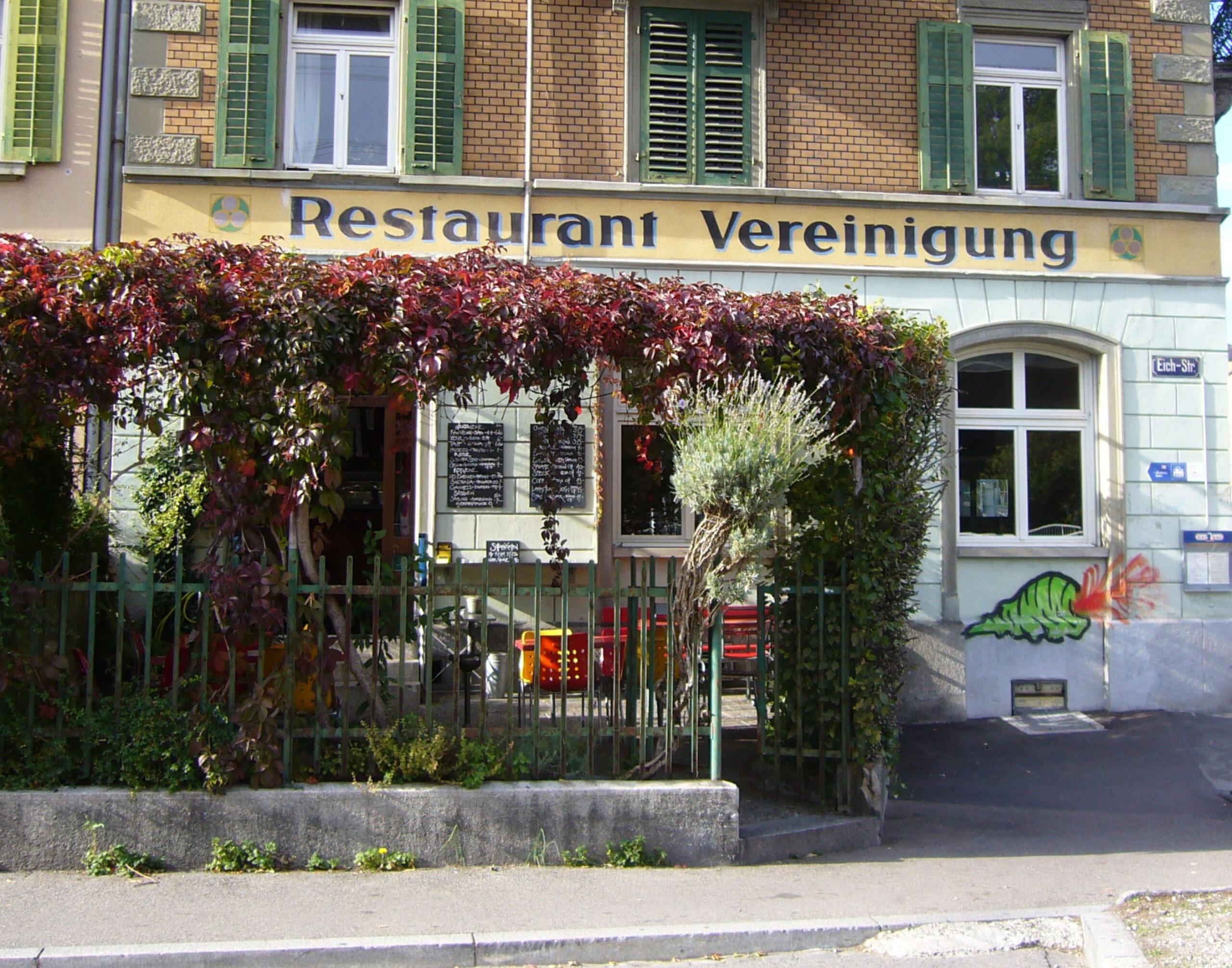 Restaurant Vereinigung Zürich