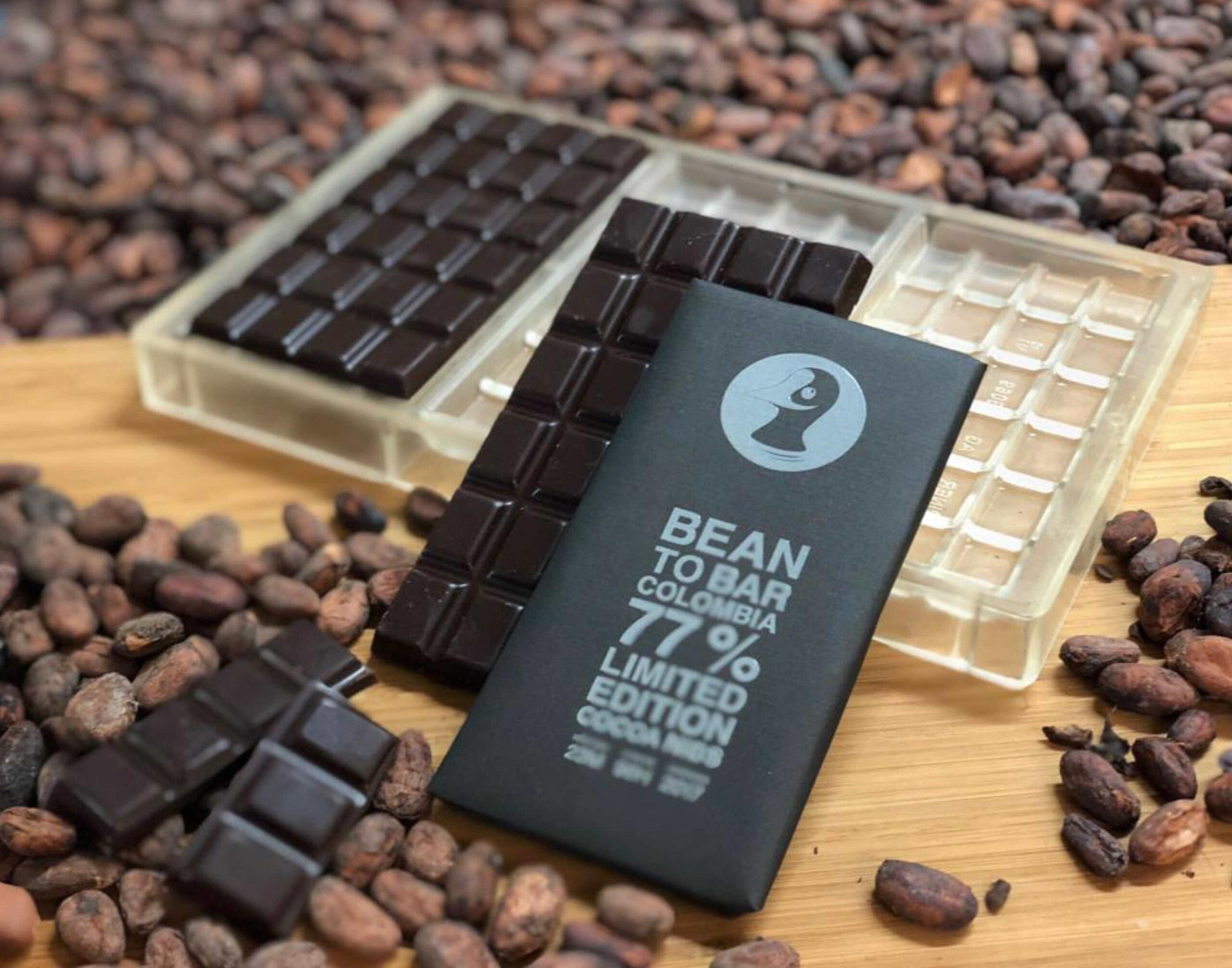 Taucherli Schokolade Bean to Bar