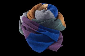 ZigZagZurich Schal aus Merinowolle
