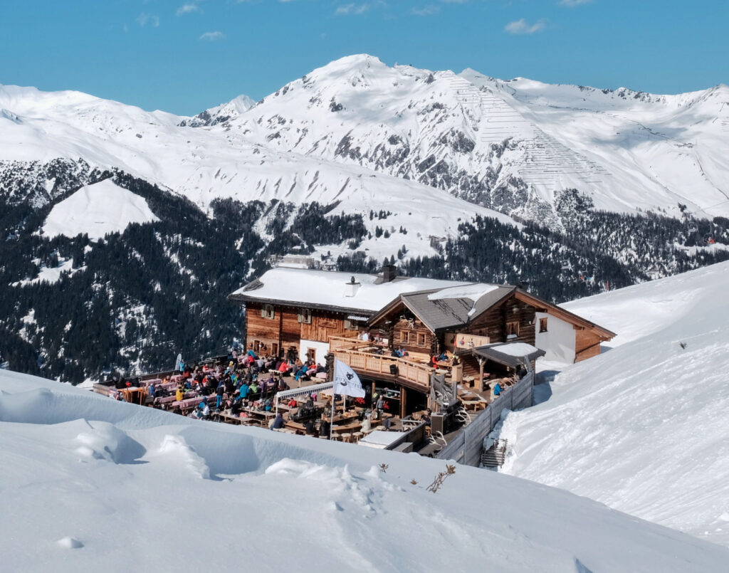 Fuxägufer Davos