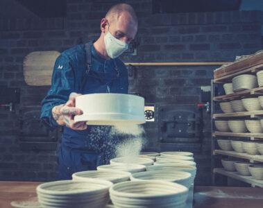 James der Bäcker