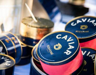 Kaviari Caviar Dose Paris