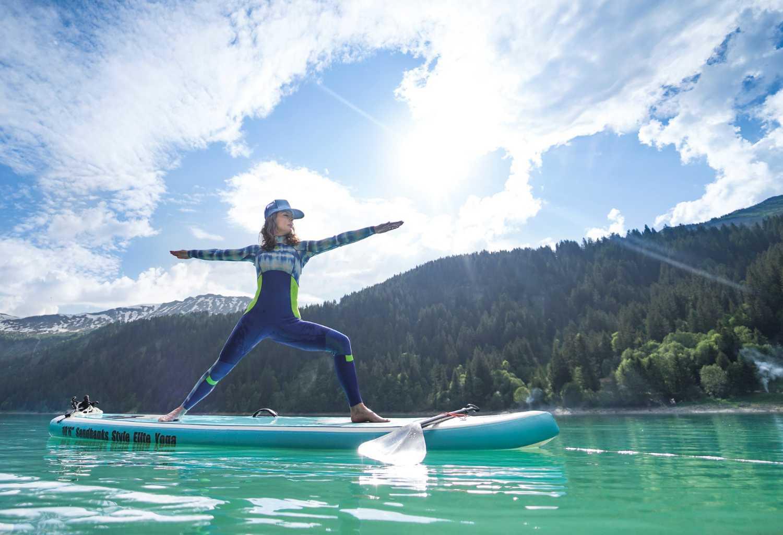Le Grand Bellevue Paddle Board