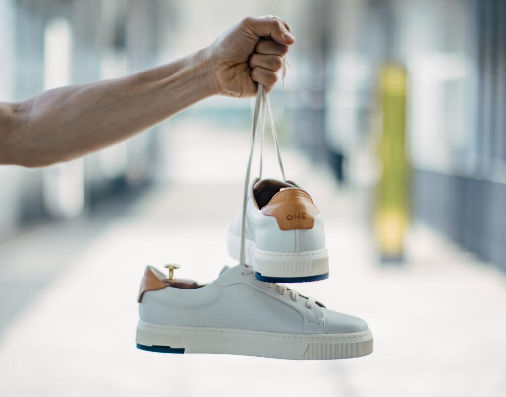 Vyn Sneaker White